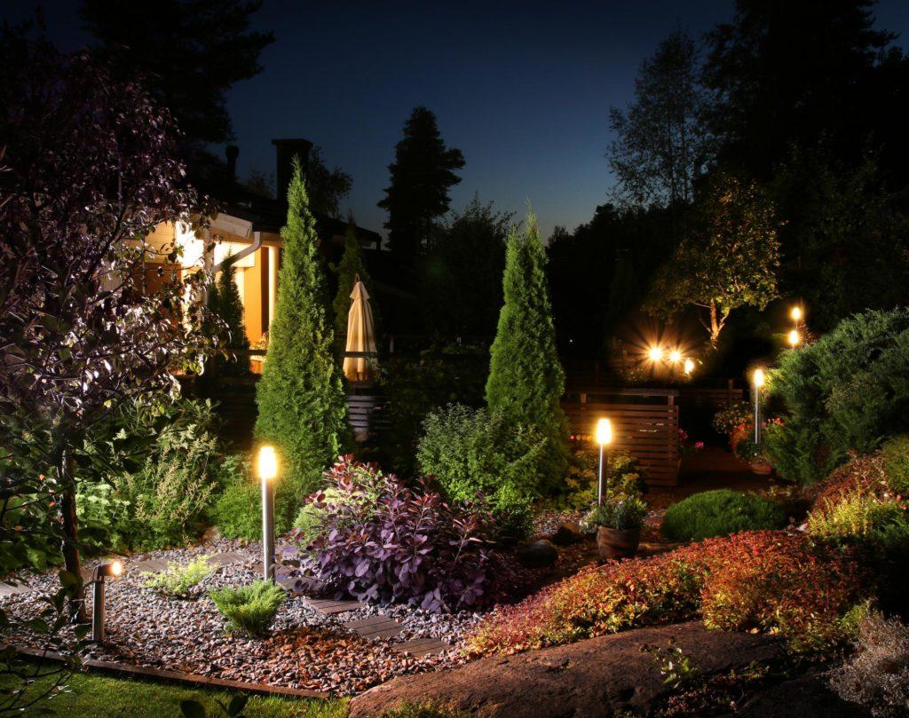 Love for Landscaping - Landscape Lighting 2